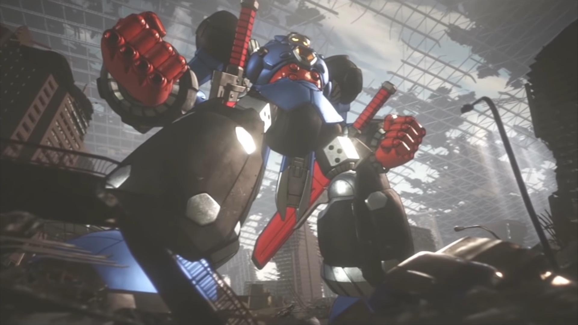 Megaton Kyû Musashi - Une légende, du métal