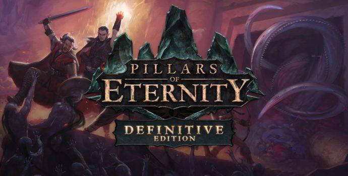 Obsidian - Pillars of Eternity - Titre