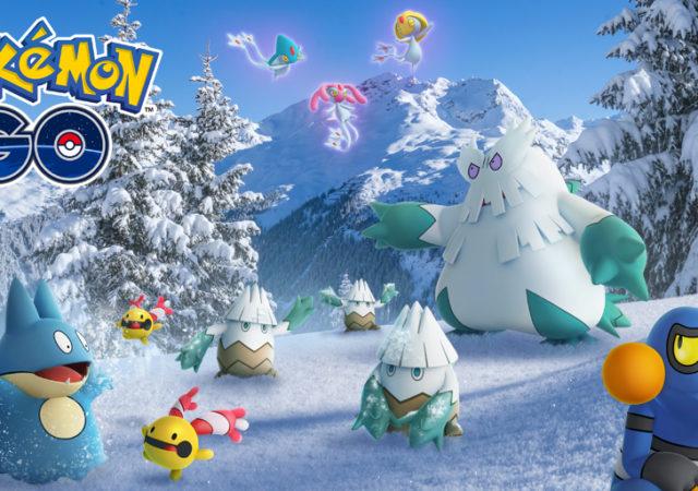 Pokémon GO - fêtes de fin d'année 2018