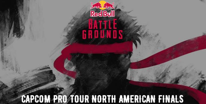 STREET FIGHTER V - Red Bull