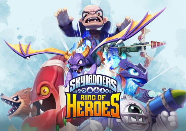 Skylanders: Ring of Heroes prochainement sur mobiles iOs et Android