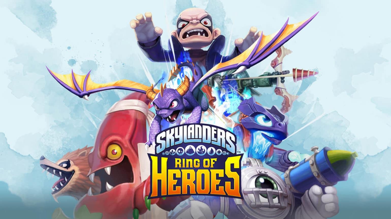 Skylanders: Ring of Heroes prochainement sur mobiles iOs et Android