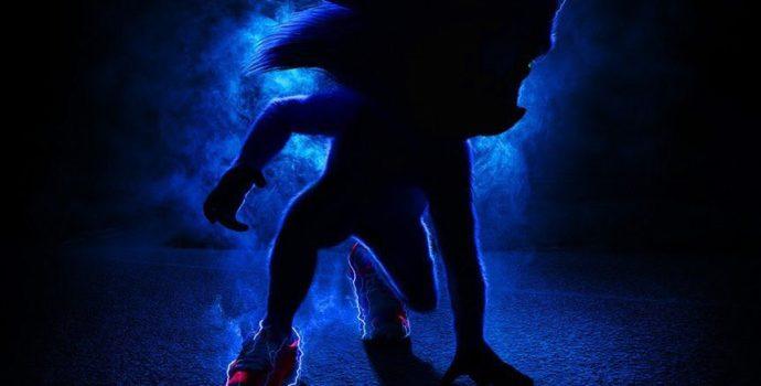 Sonic le film premier visuel
