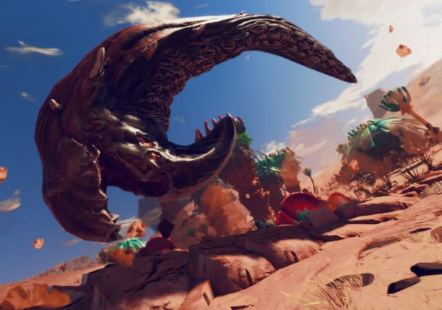 Starlink: Battle for Atlas - Sandworm de Kirite
