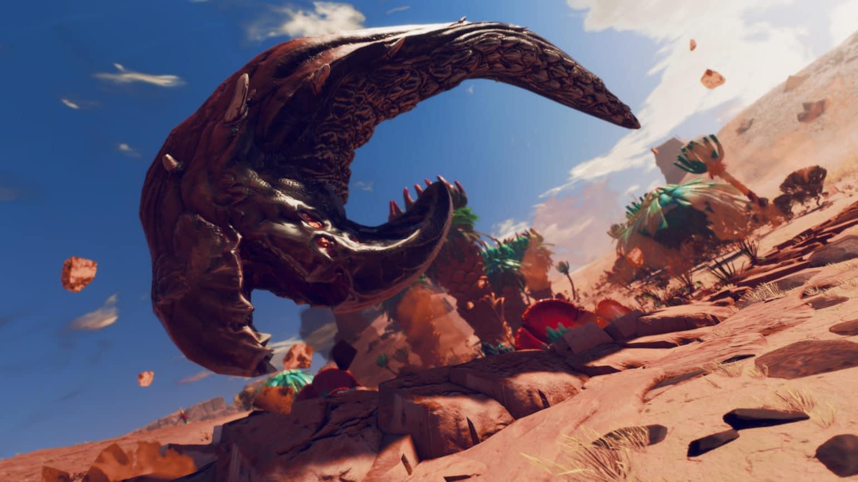 Starlink: Battle for Atlas - Sandworm de Kirite