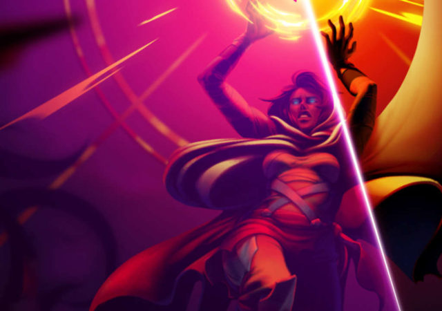 Sundered: Eldritch Edition - artwork Eshe