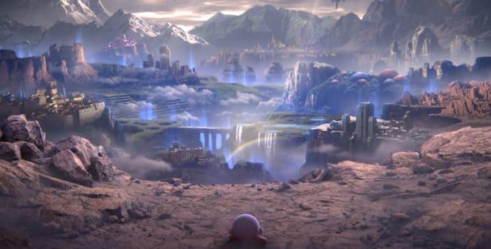 Super Smash Bros. Ultimate - Kirby face au monde de Lumière