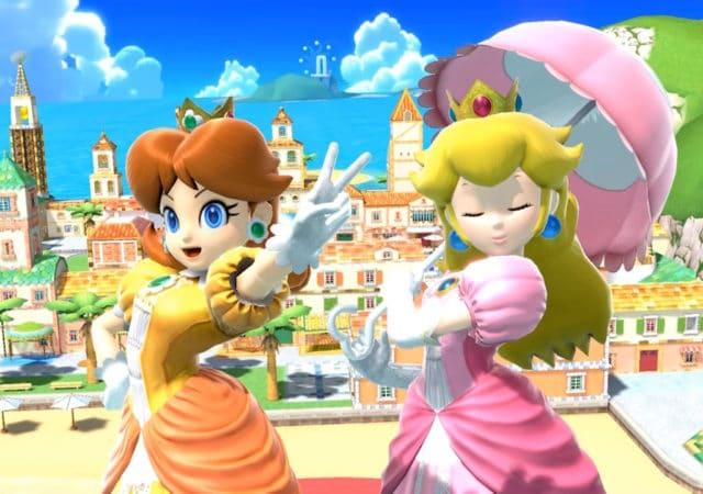 Super Smash Bros. Ultimate - Peach et Daisy