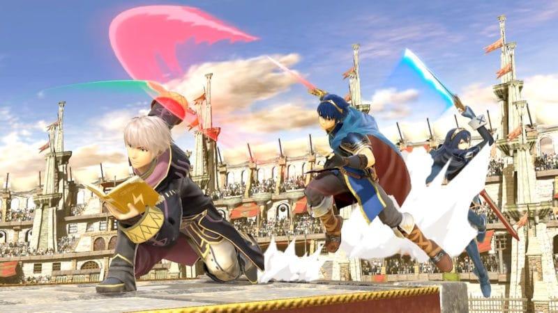 Super Smash Bros. Ultimate - Héros de Fire Emblem