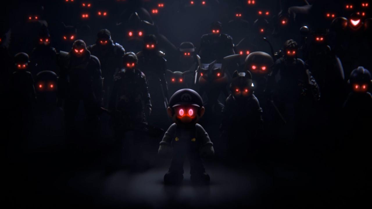 Super Smash Bros. Ultimate - Personnages corrompus