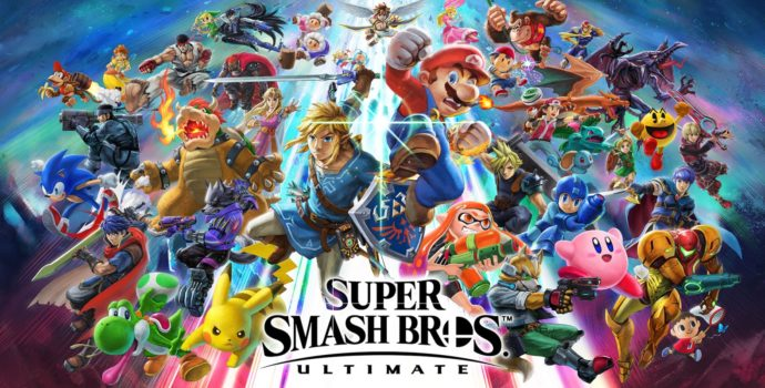 Super Smash Bros. Ultimate - Image promotionnelle