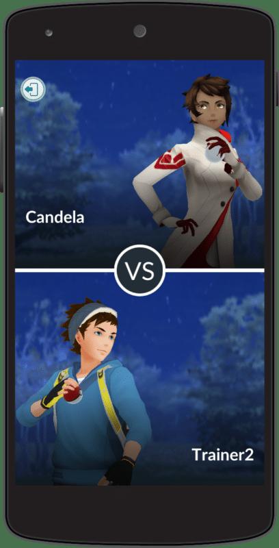 combat ami pokémon go