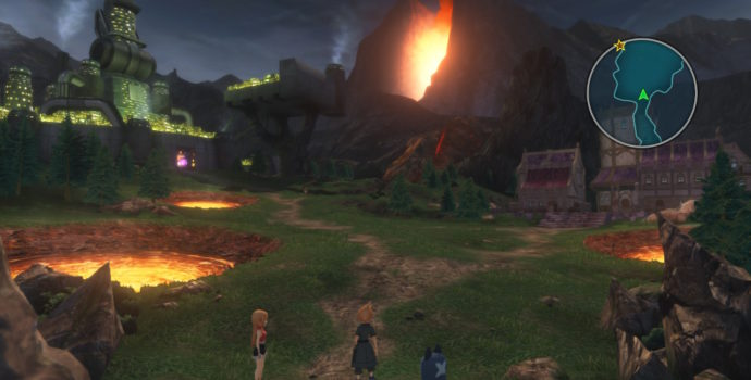Test World of Final Fantasy Maxima - Midgar