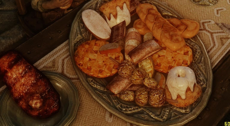 The Elder Scrolls: The Official Cookbook - Bordeciel à table