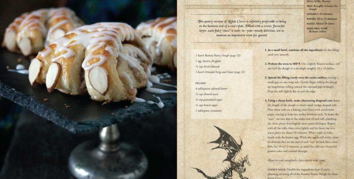 The Elder Scrolls Official Cookbook recette