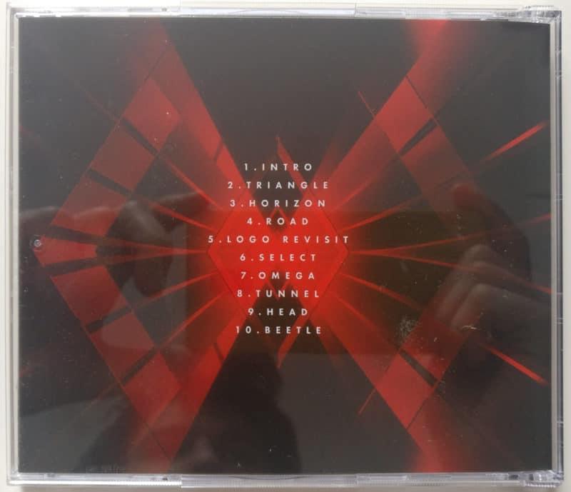 Thumper - boîtier CD verso