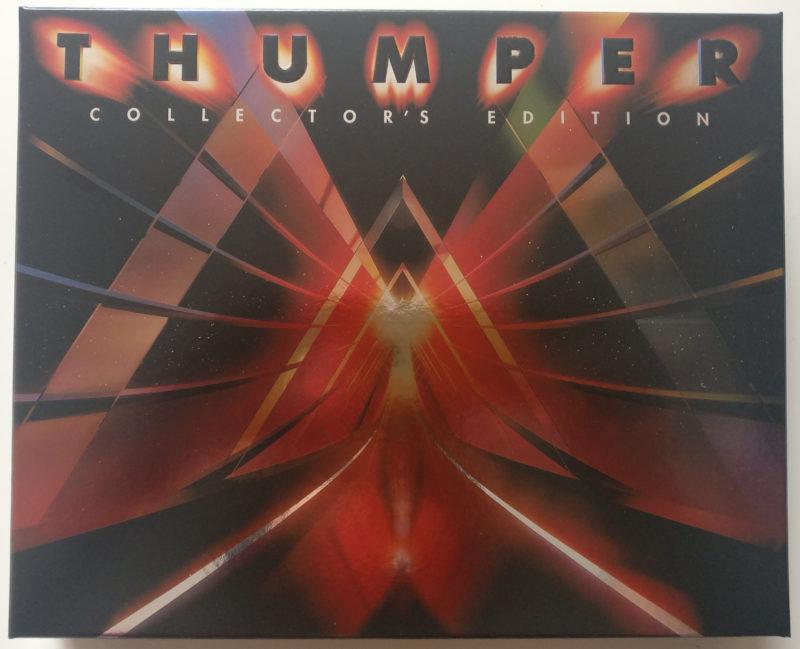 Thumper - boîte collector recto