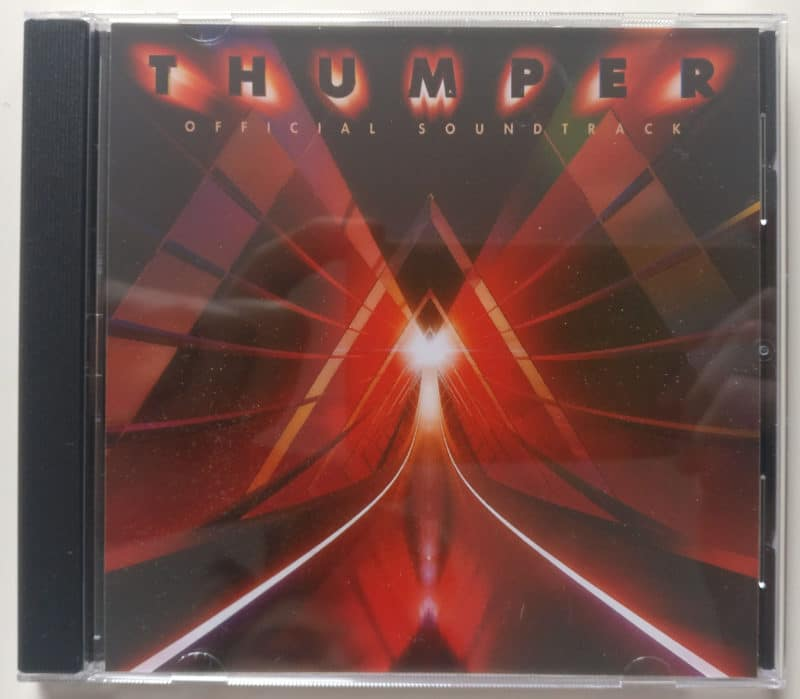 Thumper - boîtier CD recto