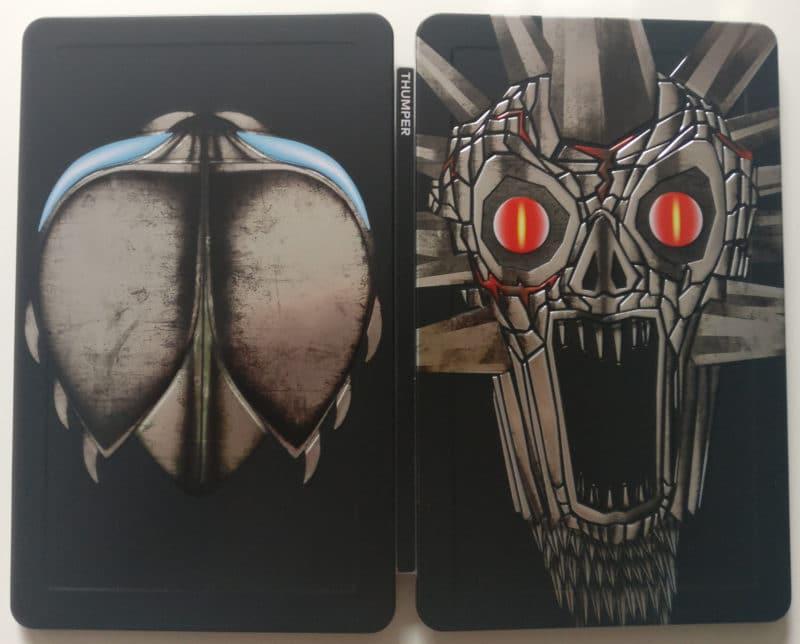 Thumper - steelbook extérieur