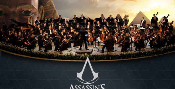Assassin's Creed Symphony - Ubisoft annonce une série de concert sur l'univers Assassin's Creed.