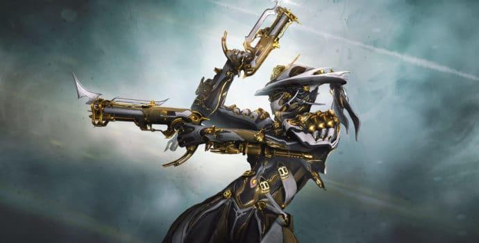 Warframe - Mesa Prime prend la pause