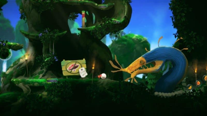Bilan 2018 Yoku's Island Express gameplay