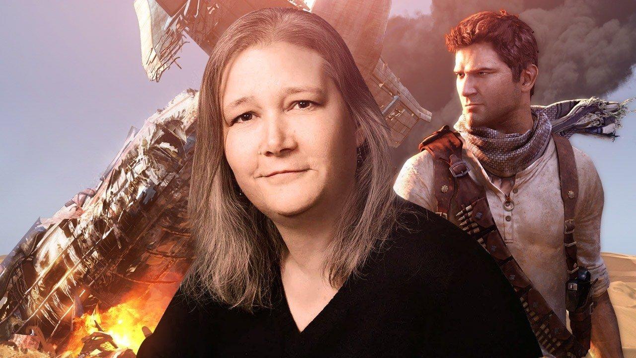Amy Henning réalisatrice d'Uncharted, récompensée par un Lifetime Achievement Award