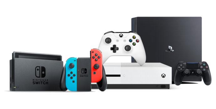 Bilan 2018 switch xbox playstation