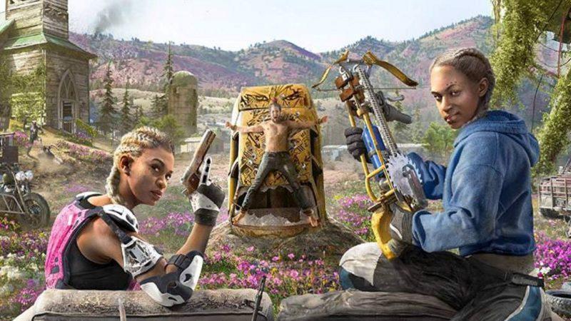 Far Cry New Dawn : les Jumelles n'ont peur de rien