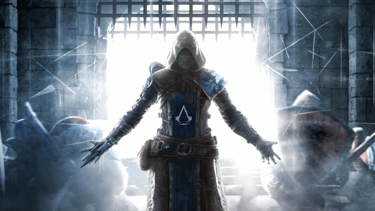 Ezio Auditore entre dans le game