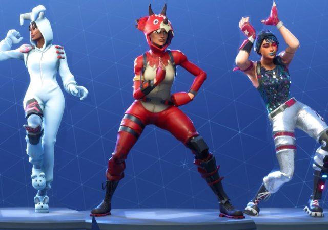 fortnite danse diverses