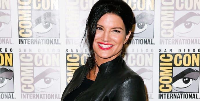 Gina Carano a la Comic Con