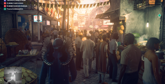 hitman 2 test inde