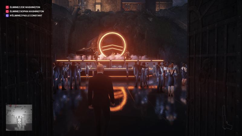 hitman 2 test garden party