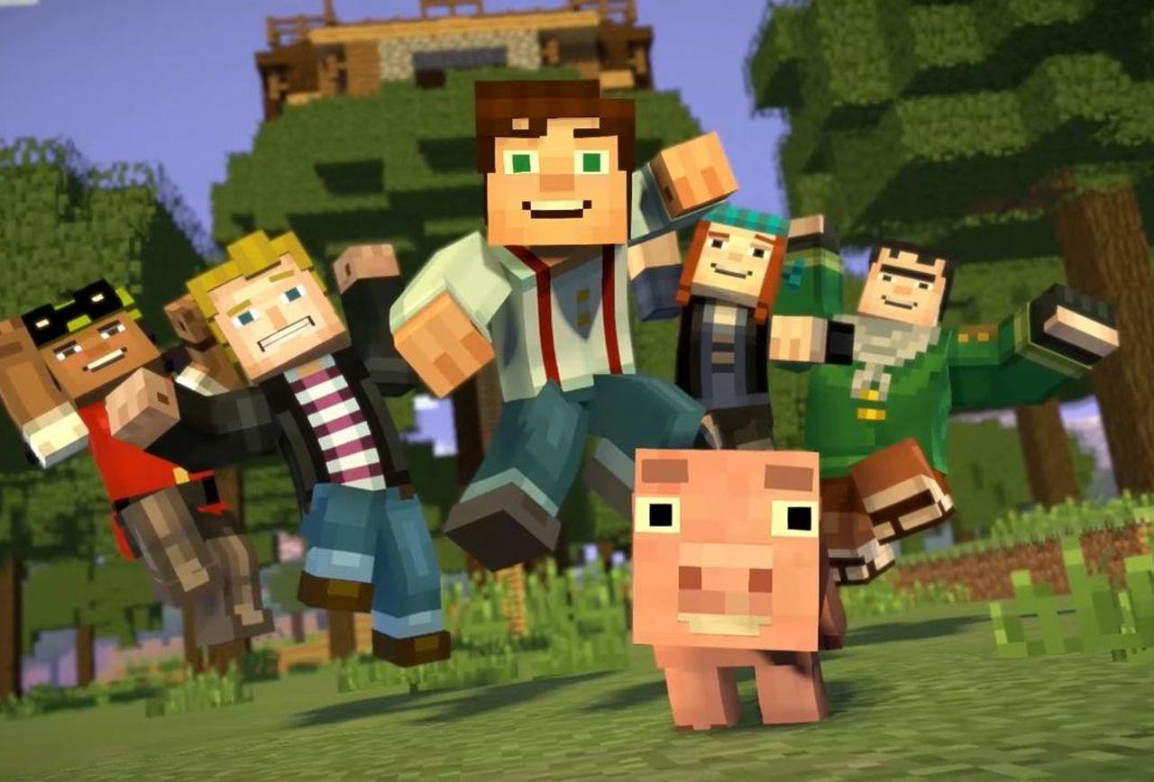 Minecraft: Nintendo Switch Edition - À quoi ressemble le ...