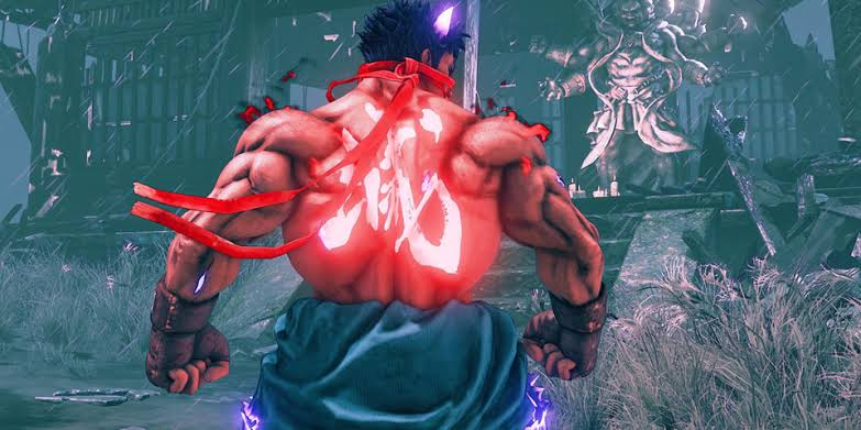 Street Fighter V: Arcade Edition - Kage back