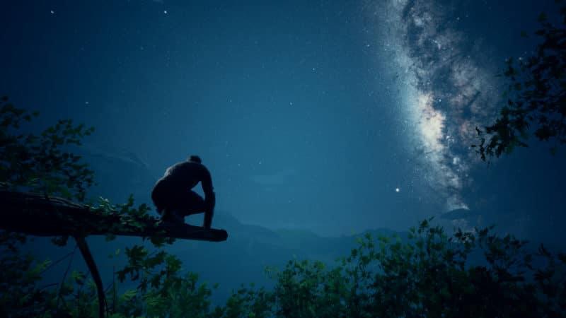 Ancestors: The Humankind Odyssey - Voie lactée