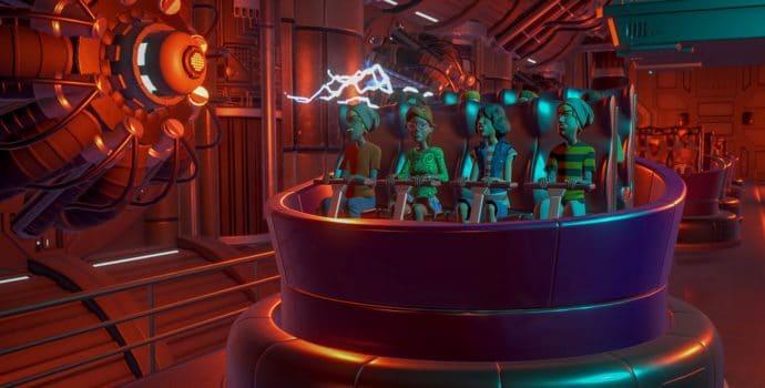 planet coaster - traqueur