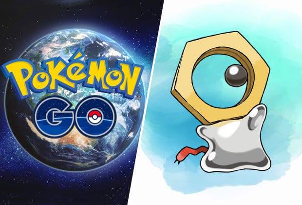 Pokémon Go - Meltan
