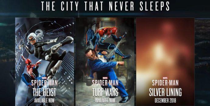 spider-man dlc la guerre des gangs la ville qui ne dort jamais