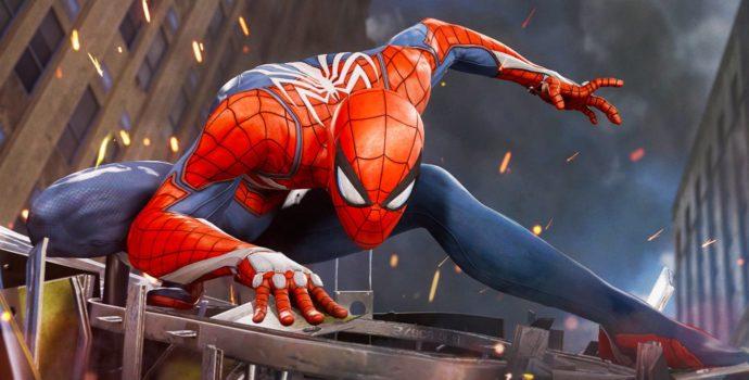 marvel spider-man bilan 2018