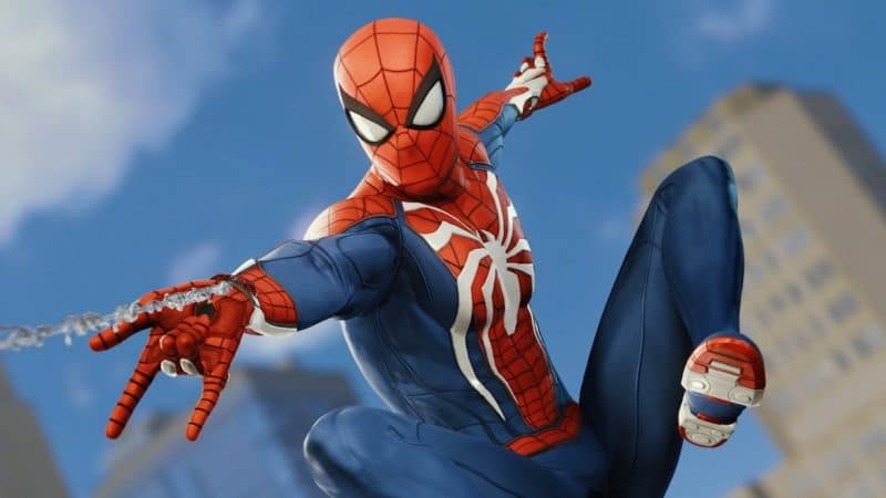 spider-man top 3 art bilan 2018