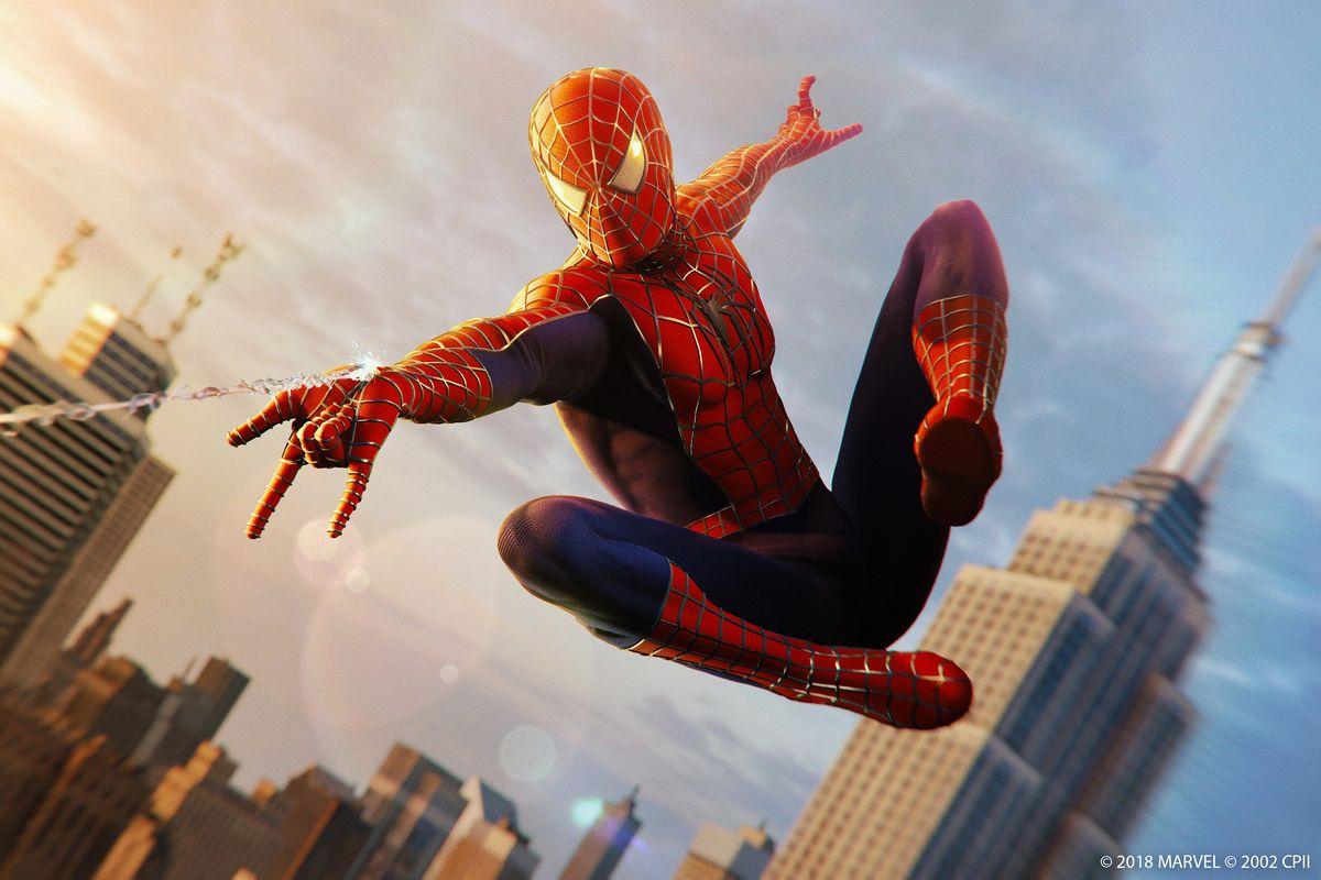 spiderman sam rami