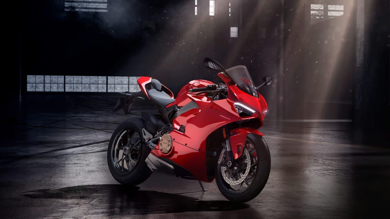 test Ride 3 - Ducati