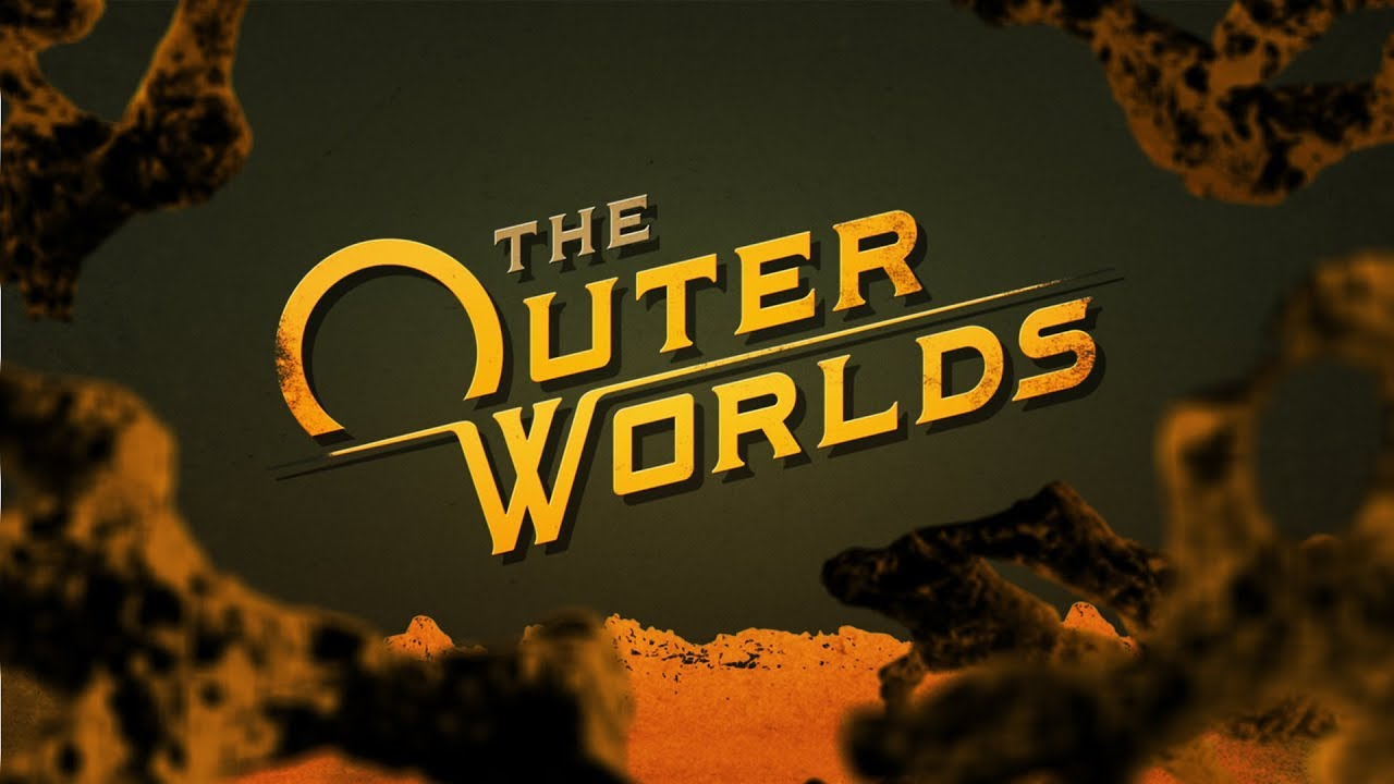The Outer Worlds logo une