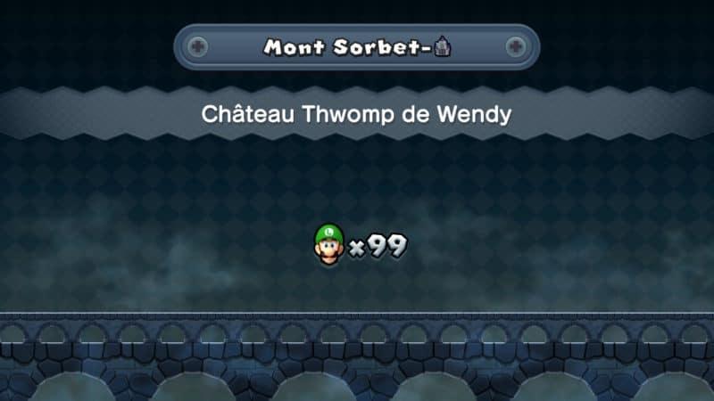 New Super Mario Bros. U Deluxe - Challenge ?