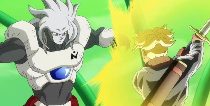 SUPER DRAGON BALL HEROES WORLD MISSION - sealas antagoniste