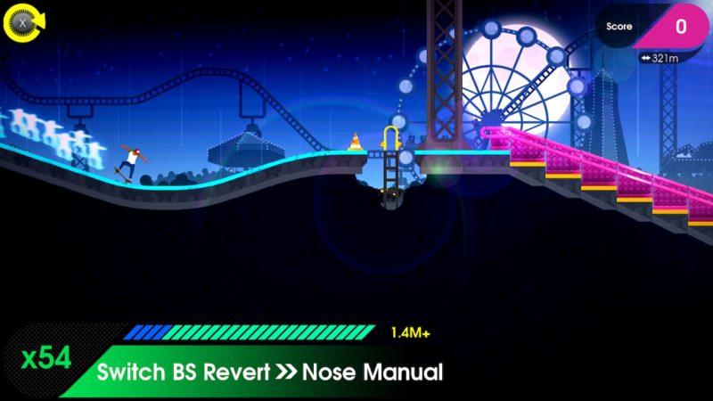 olliolli - switch 4 gameplay