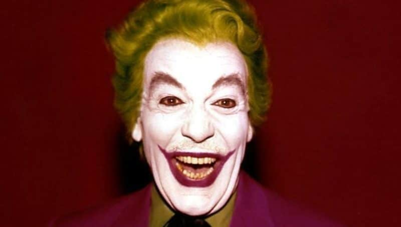 Birds of Prey Cesar Romero dans le rôle du Joker