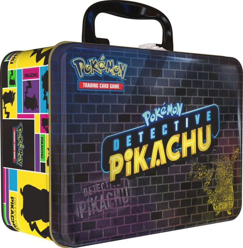 Détective Pikachu valise